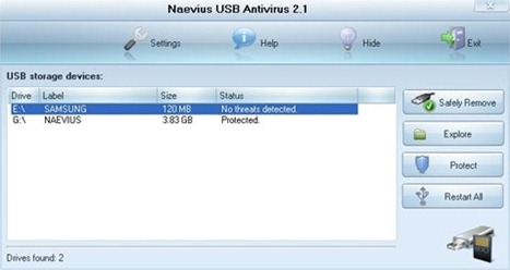 Naevius usb antivirus activation code
